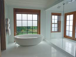 Decorative Windows For Bathrooms Electronic Tint Home Windows Variably Controlled Privacy Glass