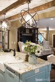 lighting for kitchen islands. one of the hottest lighting trends today orbital pendants are showing up all over homes for kitchen islands t