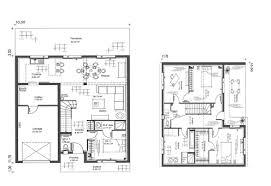 Attractive Plan De Maison A Etage Moderne