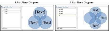 How To Create A Venn Diagram In Powerpoint How To Make A Venn Diagram In Powerpoint Step By Step