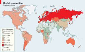 X Global Mapporn 272 444 Alcohol Consumption