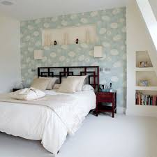 Sweet Bedroom Paint And Wallpaper Ideas Modern One Wall Decoration Trends On Home Design