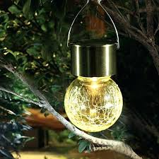 solar lantern outdoor hanging hanging solar lamps lot hanging crystal ball led solar lamp outdoor waterproof