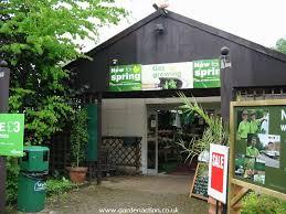 entrance to wyevale garden centre in bristol