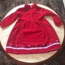 Girls Vintage Oilily Dress Size 128 8