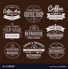 coffee shop logos.  Shop For Coffee Shop Logos F