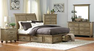 Driftwood Bedroom Furniture Homelegance Sylvania Platform Bedroom Set Driftwood 2298sl