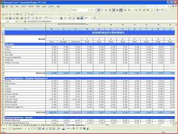 Restaurant Budget Template Example Of Restaurant Budget Spreadsheet Free Download Feasibility