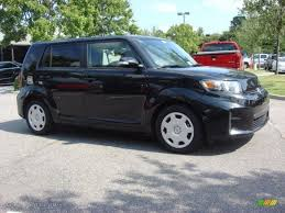Black Sand Pearl 2012 Scion xB Standard xB Model Exterior Photo ...