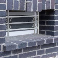 Relaxdays Fenstergitter Einbruchschutz Ausziehbar Rakuten