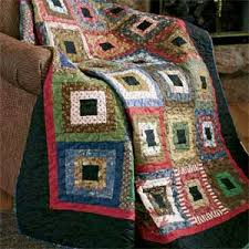 Traditional Quilt Patterns Fascinating A Quilt Of Many Colors Traditional Scrappy Lap Quilt Pattern The