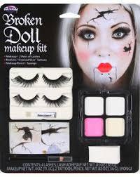 broken doll makeup kit spirit costume ideas creepy doll costume