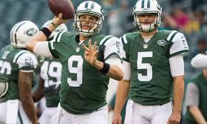 1st Depth Chart Notes Bryce Petty Listed As Jets Backup Qb