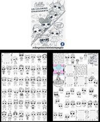 2 Libri Lol Surprise In Pdf Da Colorare In 74017 Mottola Für 500