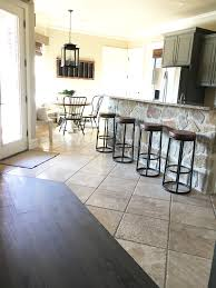 Laminate Wood Flooring For Kitchen Laminate Flooring In My Kitchen Shanty 2 Chic