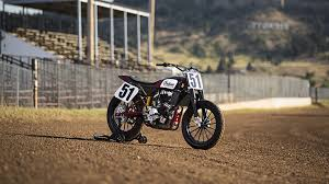 flat track racing indian motorcycle