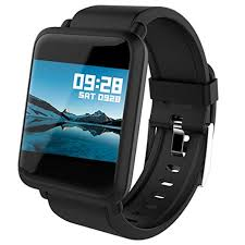 Track My Blood Pressure Amazon Com Fitness Tracker Blood Pressure Heart Rate Monitor Blood