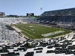 Spartan Stadium Section 18 Rateyourseats Com
