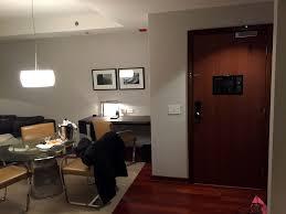 Living Room Bar Chicago Hotel Review Park Hyatt Chicago Grand Executive Suite