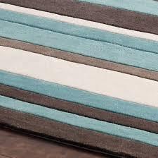 brown blue tan area rug