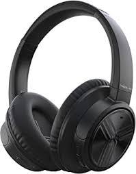TREBLAB <b>E3</b> - Active Noise Cancelling Headphones, <b>Bluetooth 5.0</b> ...