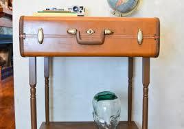 diy suitcase table