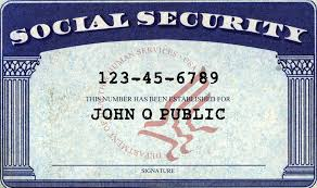 Social John Security Public Gephardt Q Card Daily