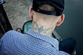 Free Images Adult Guy Hat Male Man Neck Person Tattoo