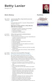 Administrative Assistant Resume Samples - Visualcv Resume Samples ...