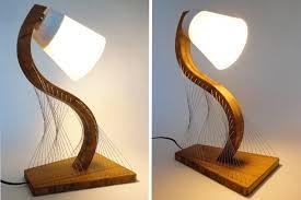 tensegrity furniture. Modern Furniture Design Tensegrity Lamps Robby Cuthbert S