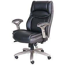 Serta Smart Layers Jennings Super Task Big And Tall Chair BlackSlate