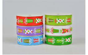 <b>100yards A Roll 9mm</b> And 25mm Width Christmas Gift Dots Colorful ...