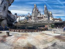 Wallpaper Disney Galaxy Edge