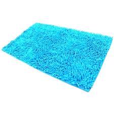 blue bath rug sets dark
