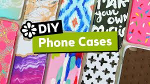 Easy Diy 10 Cute Easy Diy Phone Cases Sea Lemon Youtube
