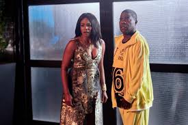 tiffany haddish and tracy morgan in the last