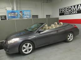 2008 TOYOTA CAMRY SOLARA SE for sale at Friedman Used Cars ...