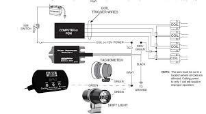 autometer tachometer wiring diagram wiring diagram and schematic autometer tach wiring schematic juanribon