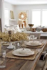 fall dining room table decorating ideas. Easy Summer To Fall Dining Room Decorating Ideas - Transitional Farm Table Setting, Farmhouse Autumn T