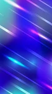 Blue Neon iPhone X Wallpaper - 2021 3D ...