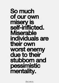 Unhappy People on Pinterest | Unhappy People Quotes, Miserable ... via Relatably.com