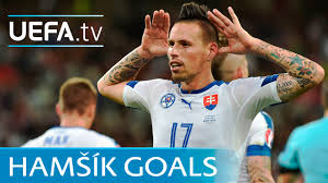 'they let him go too quickly'. Marek Hamsik Five Great Goals Youtube