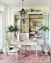 vintage style shabby chic office design. Chic Office Design French Country Home Industrial  Decor . Vintage Style Shabby M