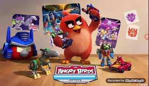 Angry birds transformers ep.2 - video dailymotion