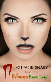 17 extraordinary and easy makeup ideas