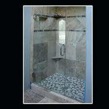 showers heavy glass shower door doors elite services panel cost