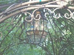 chandelier backyard lights outdoor hanging chandelier outside regarding solar chandelier gallery 21 of