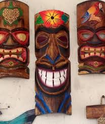wall art wall fountains tiki signs tiki masks suns metal suns wooden signs talavera art mexican pottery colorful wall art tampa bay s finest  on tiki mask wall art with wall art wall fountains tiki signs tiki masks suns metal suns