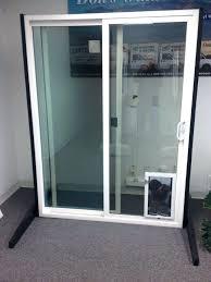 storm doors with doggie door sliding glass doors with door built in storm dog french pet