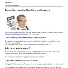 Accounting Interview Questions Accountinginterviewquestionsandanswerspdf DocDroid 7